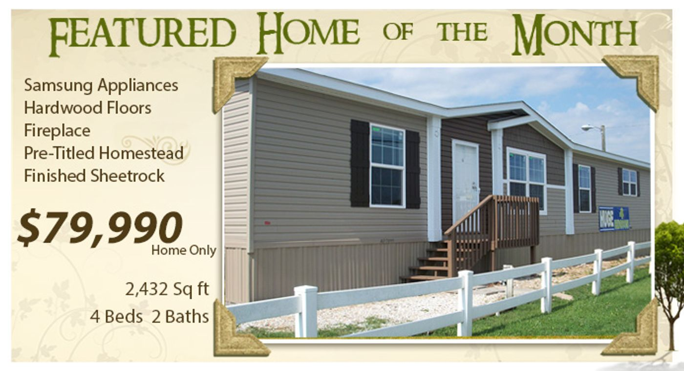 All Options Never Lived In - GREAT deal on the last Homestead