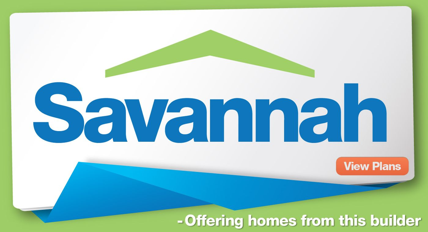 We offer homes built by Savannah
