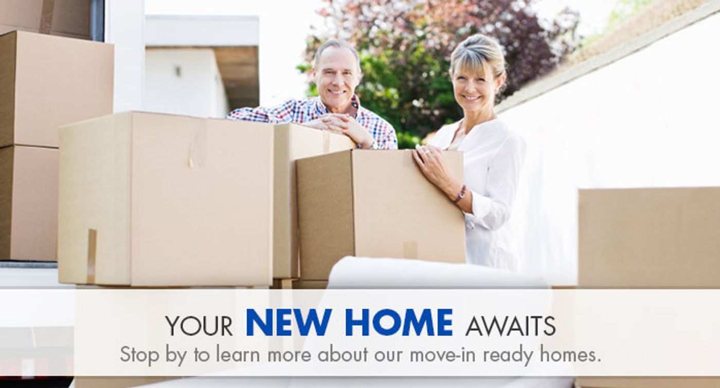 Let us help you get into your new home!