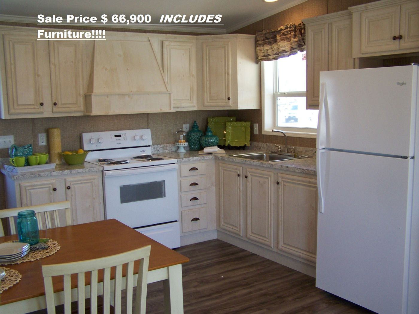 Save almost $17,000 and Furniture Included!!