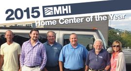 Manufactured Housing Institute Sales Center of the Year