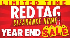 Red Tag Clearance Event Kickoff!!!