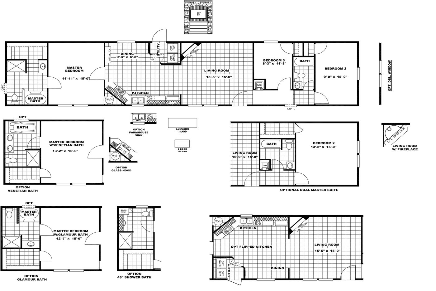 Floor Plan, Modular Homes, Manufactured Homes